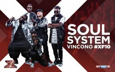 I Soul System vincono X Factor 10 - Sky