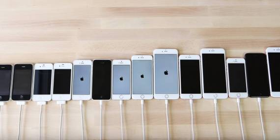 iPhone compie 10 anni