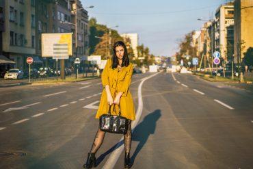urban look