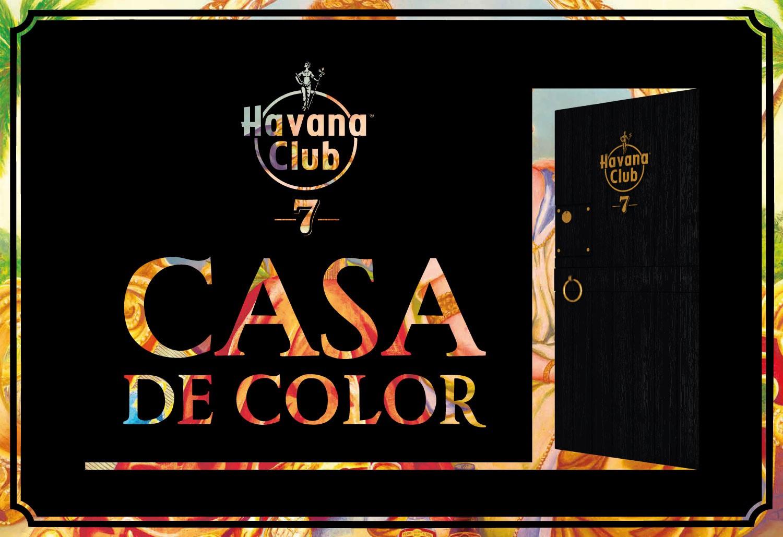 Havana casa de color: il naviglio particular di Havana Club