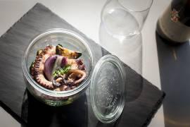 Da Jarit si degustano vere e proprie creazioni gourmet inaspettate alla vista e al palato.