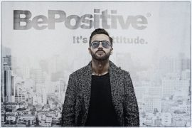 tommy vee - bepositive - veeshoes - pitti